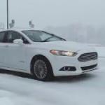 寒冷・降雪地での自動運転車と小型EV車の開発