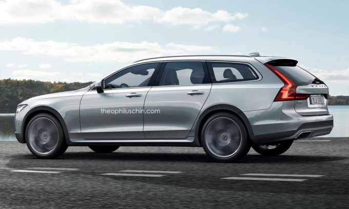 Volvo V90 Cross Country2