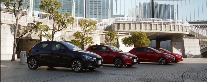 Mazda 2016 Demio