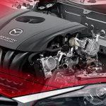 一汽マツダ、新型CX-4のパワートレインを紹介