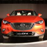 [北京モーターショー2016]展示中のマツダ新型CX-4