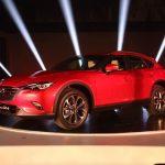 [北京モーターショー2016]マツダ、新型CX-4を正式発表
