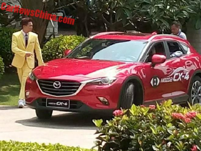 mazda-cx4-red-china-1