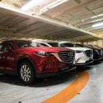 マツダ新型CX-9が豪州に到着、発売は7月上旬