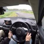 [動画]マツダの「G-VECTORING CONTROL」の効果を体感する動画