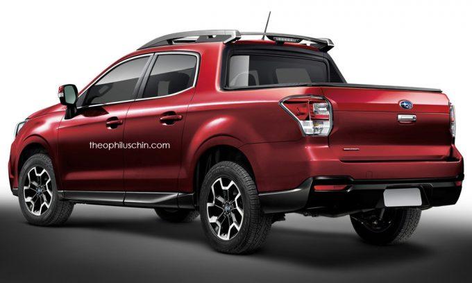 Mazda 2018 Pick Up >> スバル バハの予想CGが公開されています | T's MEDIA