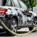 メルセデスベンツ、2017年にGLCの燃料電池モデルを追加発売