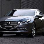 マツダ、中国でも新型Mazda3 Axelaを披露したもよう