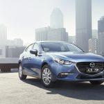 新型Mazda3が豪州デビュー!