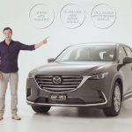 [動画]豪州マツダ、新型CX-9のプロモーション動画を6本公開