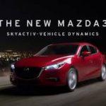 [動画]米国マツダ、新型Mazda3のデザインを訴求する動画を公開