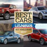 マツダ、U.S. Newsによる2017 Best Vehicle Brand Awardsに選ばれる