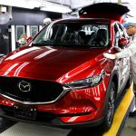 マツダ、2017年2月発売に向け新型CX-5の生産を開始!(更新)