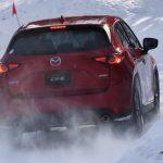 [動画]マツダ新型CX-5を雪上で試乗