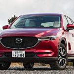 マツダ、新型CX-5国内仕様の概要を発表。現行比燃費悪化が残念