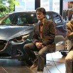 [動画]マツダ、新型デミオと新型CX-3の開発者トークセッションの模様を公開