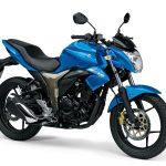 スズキ、150cc新型ロードスポーツバイク「ジクサー」を1月27日発売