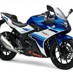 スズキ、新型ロードスポーツバイクGSX250Rを4月17日発売