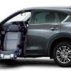 マツダ、新型CX-5に「助手席リフトアップシート」仕様を追加