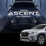 [NYIAS 2017]SUBARU Ascent SUV Conceptのプロモーションページ公開中