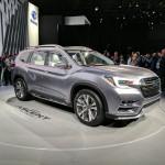 [NYIAS 2017]スバル、大型3列7人乗りSUV「Ascent SUV Concept」を披露