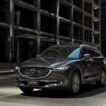 マツダ、国内最上位SUV新型CX-8を発表!12月14日に発売[動画]