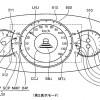 [特許]マツダ、ディスプレイパネルを使用したメーターの特許を取得
