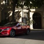 新型Mazda6 SKY-G 2.5T搭載車のEPA燃費