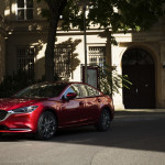[LAS 2017]マツダ、大幅改良となる新型Mazda6をアンベール!254PSのSKY-G 2.5Tを新搭載!!