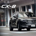 [動画]マツダ、新型CX-8のテレビCMを2本公開