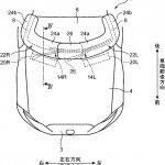[特許]マツダ、エアバッグを使った歩行者保護装置の特許を取得