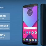 Motorola Moto X5の画像がリークされる