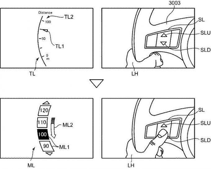 特許6350447 車両の表示装置