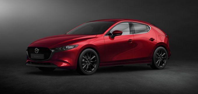 独マツダ、新型Mazda3を3月に発売、SKY-X搭載車は9月