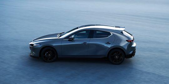 新型Mazda3 CUSTOM STYLE (北米仕様ベース)