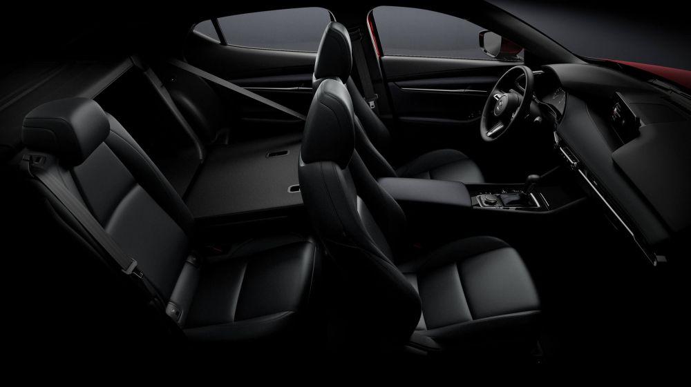 2019 Mazda3インテリア