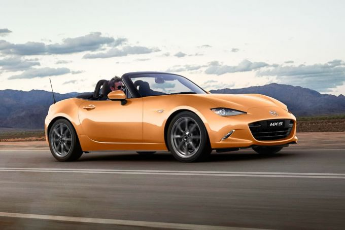 Mazda Australia will release a special,edition Mazda MX,5 to celebrate the  top,selling roadster\u0027s 30th anniversary in the first quarter of the New  Year,