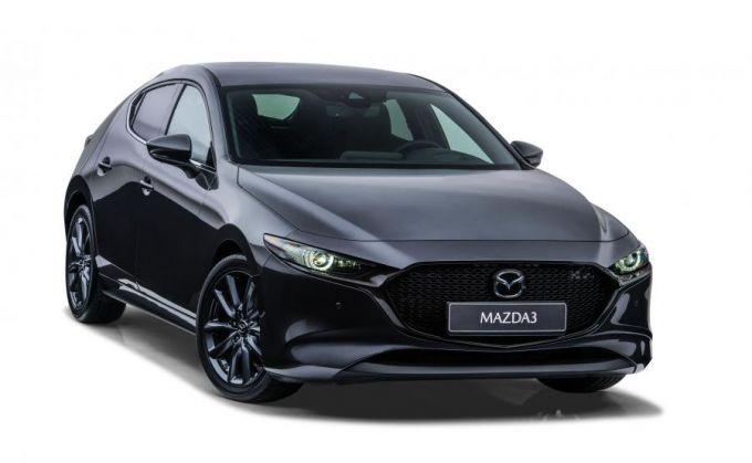 欧州マツダ、SKY-X搭載新型Mazda3の燃費などを公表