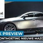 [動画]マツダ、新型Mazda3をプラハでお披露目