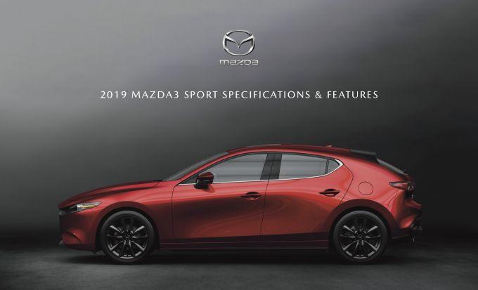 加マツダ、新型Mazda3の5HBをMazda3 Sportとして発売