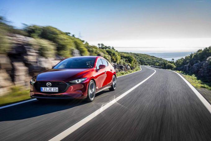 新型Mazda3の乗り心地は?トーションビームの出来は??