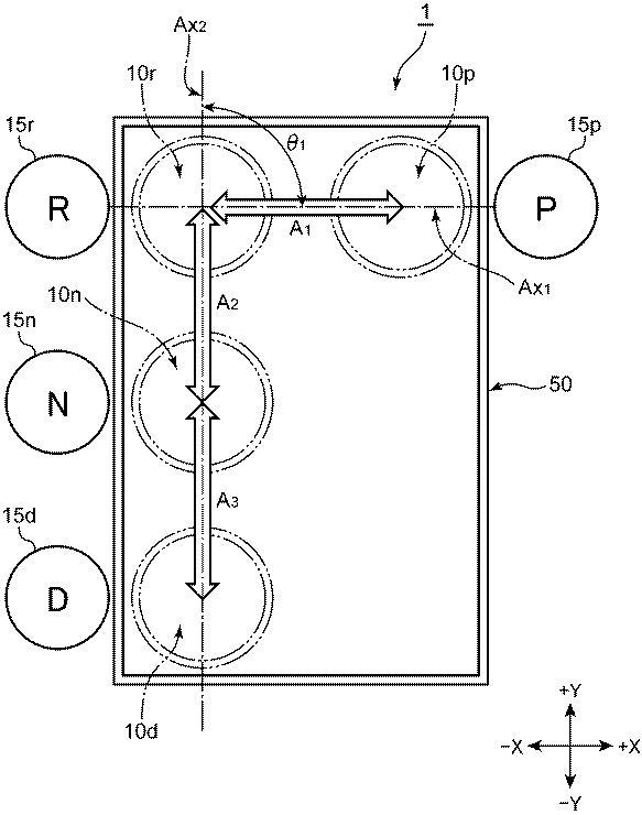 [特許]マツダ、エレキシフタ装置に関する特許を出願