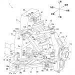 [特許]マツダ、ダブルウィッシュボーン式サスなどの特許を出願