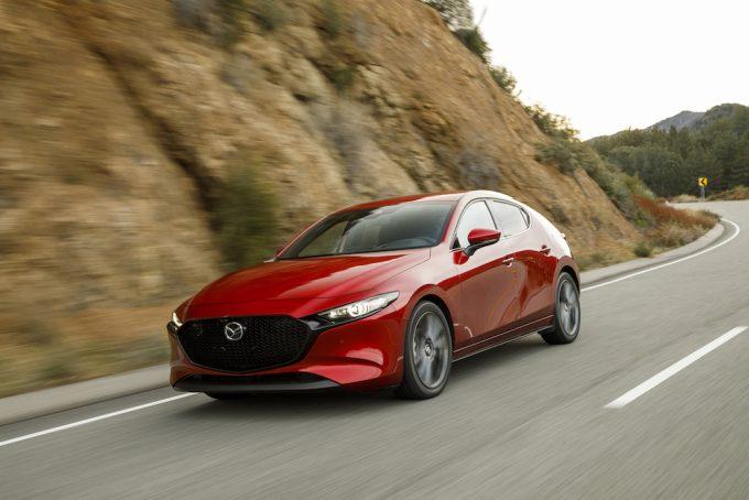 北米マツダ、2021 Mazda3を今秋発売、セダンに2.0Lを追加