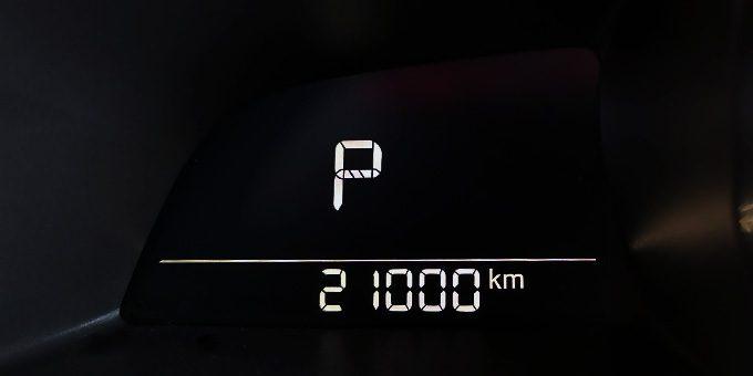 マツダ アクセラ(BM2AS)でドライブ 21000km