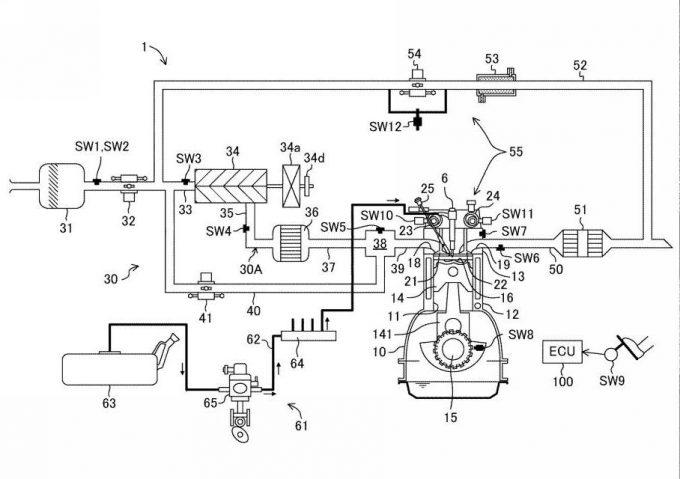 マツダ、自動車のペダル後退防止構造など7件の特許を取得