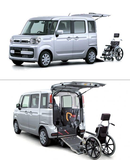 マツダ、社会福祉団体に福祉車両・車いす移動車を寄贈