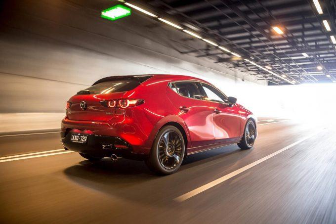 マツダ、新型Mazda3に高性能ハイブリッドモデルを追加予定?