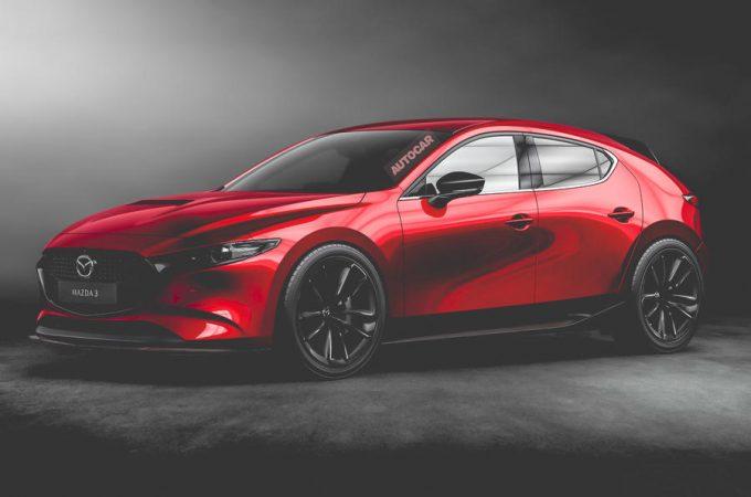 マツダ、新型Mazda3に2.5Lターボを2021年にも追加か?