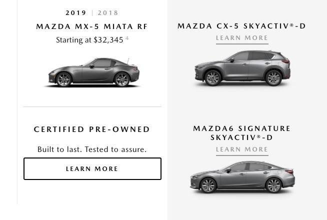 北米マツダ、Mazda6にもAWDとSKY-D 2.2の組合せを設定へ